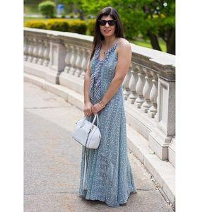 Cabi Garden Party Floral maxi Dress